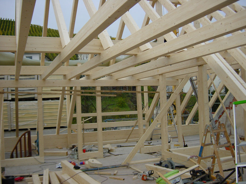 Holzkonstruktion 3