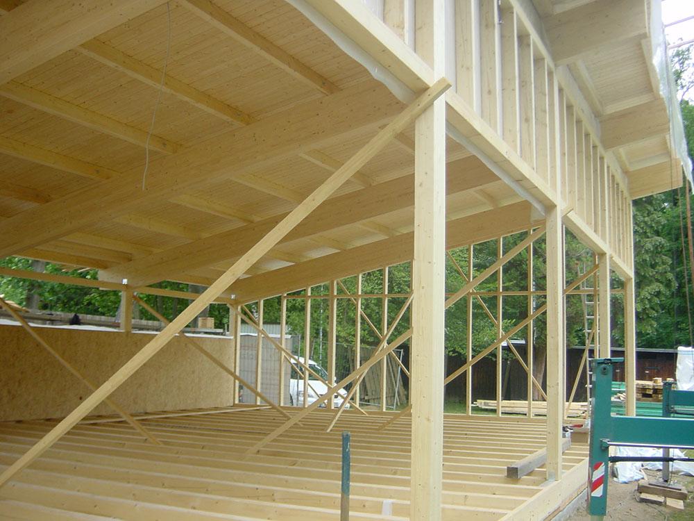 Holzkonstruktion 6