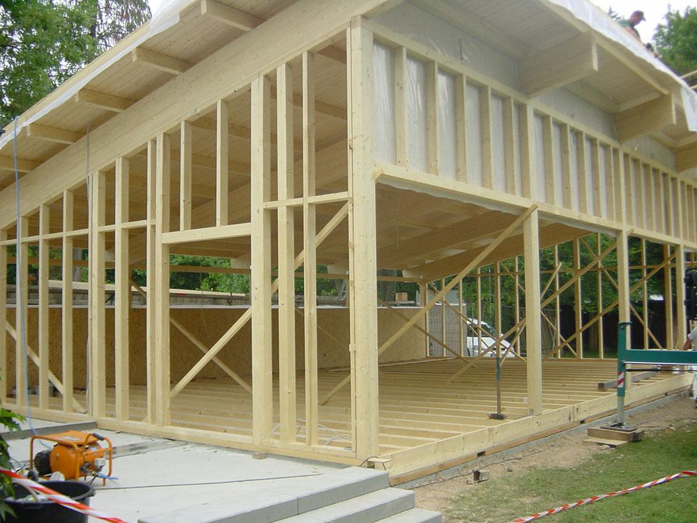 Holzkonstruktion 4